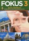 Fokus. Język niemiecki. Podręcznik. Część 3. Zakres podstawowy (z CD audio). Szkoły ponadgimnazjalne