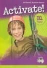 Activate! B1 Workbook with key z płytą CD Florent Jill, Gaynor Suzanne