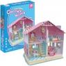 PUZZLE 3D Domek dla lalek Carrie (P679H)