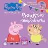 Świnka Peppa Bajeczki z książeczki Nr 12 Przyjęcie-niespodzianka
