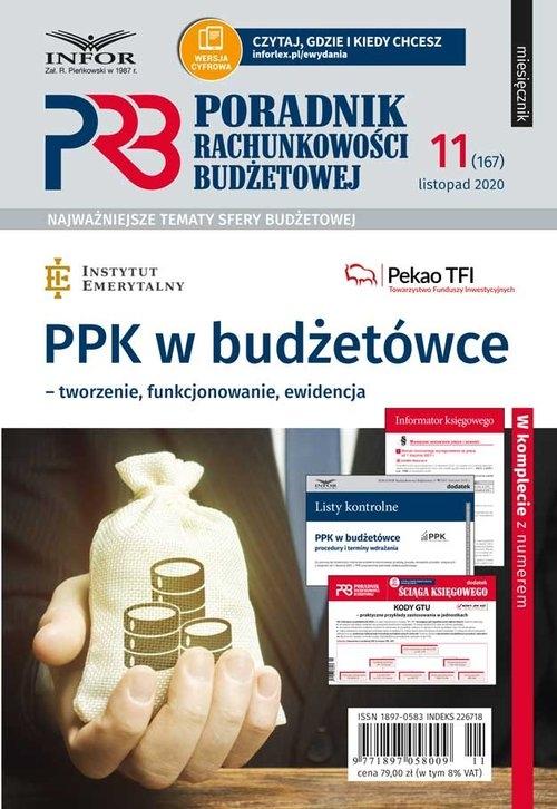 PPK w budżetówce-tworzenie,funkcjonowanie,ewidencja Praca zbiorowa