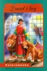 Daniel i lwy. Kolorowanka