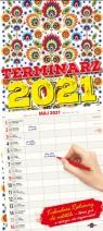 Kalendarz 2021 Terminarz Praca Zbiorowa
