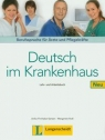Deutsch im Krankenhaus Neu Lehr- und Arbeitsbuch Beruffsprache fur Arzte Firnhaber-Sensen Ulrike, Rodi Margarete