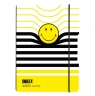 Notatnik A5/40K kratka My. Book Flex Smiley B&Y