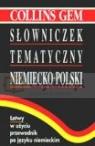 Słowniczek tematyczny niemiecko-polski