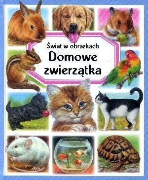Domowe zwierzątka Świat w obrazkach Reinig Patricia