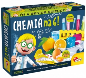 Chemia na 6! - 50 niezwykłych eksperymentów (P53797)