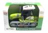 Traktor 21cm na gąsienicach w pudełku
