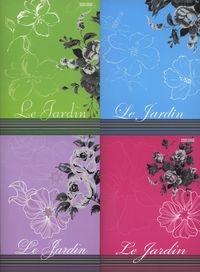 Zeszyt A5 Top-2000 w linie 60 kartek Le Jardin mix