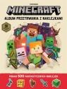 Minecraft. Album przetrwania z naklejkami Craig Jelley, Milton Stephanie, Ryan Marsh, Anna Hikiert