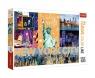Puzzle 1000: Neon Color, Line Neonowe miasto