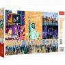 Puzzle Neon Color Line 1000: Neonowe miasto (10579)