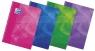 ZESZYT OXFORD LAGOON A4 80K 90G mix kolorów Oxford