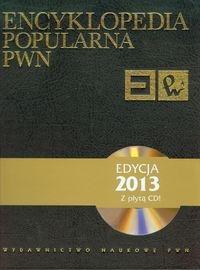 Encyklopedia popularna PWN + płyta CD