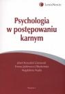 Psychologia w postępowaniu karnym