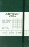 Notes Pocket Leuchtturm1917 w kratkę zielony