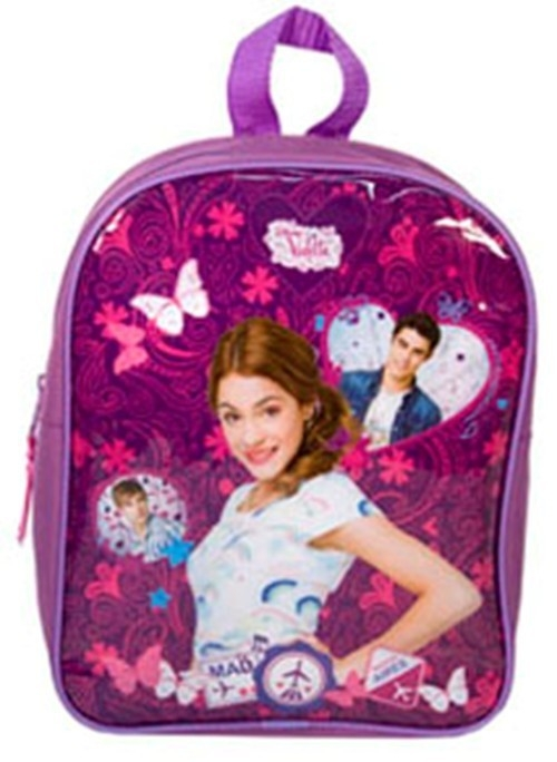Plecak przedszkolny Violetta