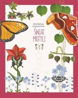 Świat motyli Giulia De Amicis (ilustr.)