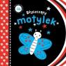 Błyszczące książeczki Błyszczący motylek