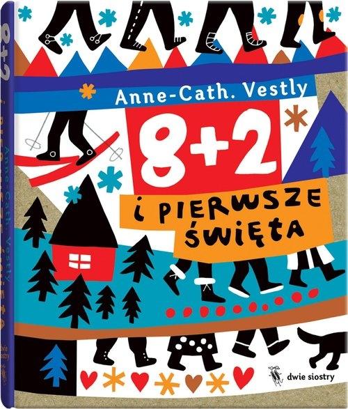 8 + 2 i pierwsze święta Vestly Anne Cath