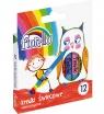 Kredki świecowe Fiorello, 12 kolorów (98546)
