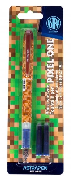 Pióro młodzieżowe Pixel One - 1 szt. + 3 naboje (203120012)
