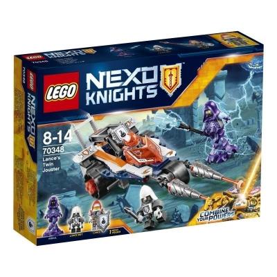 Lego NEXO KNIGHTS 70348 Bojowy pojazd Lance'a Nexo Knights