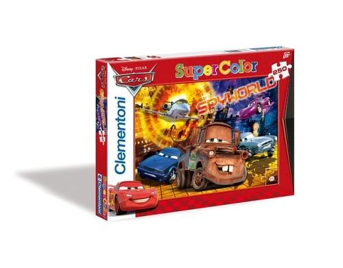 Puzzle Auta Spyworld 250 (29679)