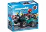 Playmobil City Action: Przestępca z quadem (6879)