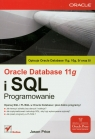 Oracle Database 11g i SQL