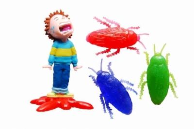 Olbrzymie karaluchy