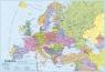 Podkład szkolny na biurko A2 Mapa Europy
