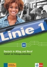 Linie 1 A2 Testheft +CD LEKTORKLETT