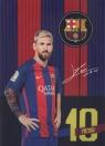 Teczka z gumką A4 FC Barcelona 10 sztuk mix