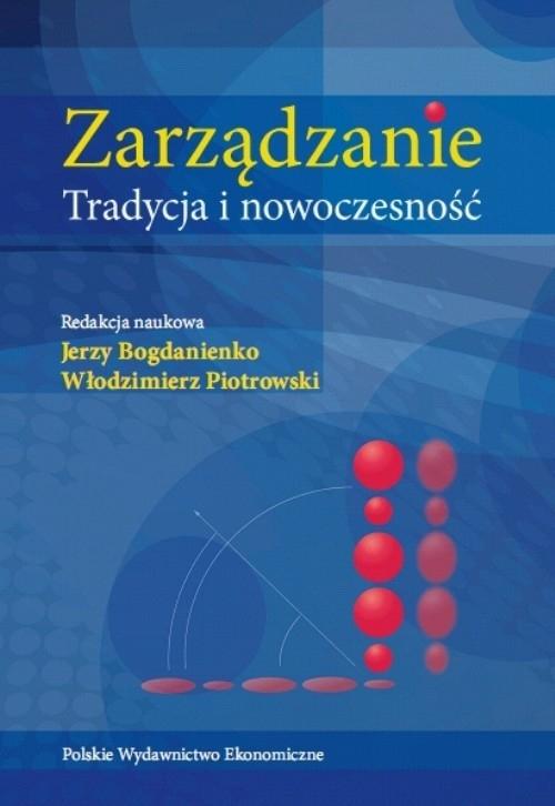 Zarządzanie Bogdanienko Jerzy, Piotrowski Włodzimierz