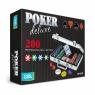 Poker deluxe (200 żetonów) (99456) Wiek: 8+