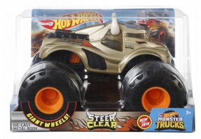 Hot Wheels Monster Truck 6