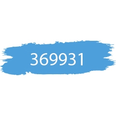 Farba akrylowa 75ml - błękitna (369931)