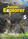Junior Explorer. Zeszyt ćwiczeń do języka angielskiego dla klasy piątej szkoły podstawowej - Szkoła podstawowa 4-8. Reforma 2017