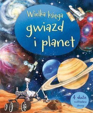 Wielka księga gwiazd i planet praca zbiorowa