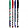 Długopis wymazywalny MODI (447316) mix wzorów