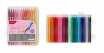 Cienkopis PlusPen 3000 24 kolory MONAMI