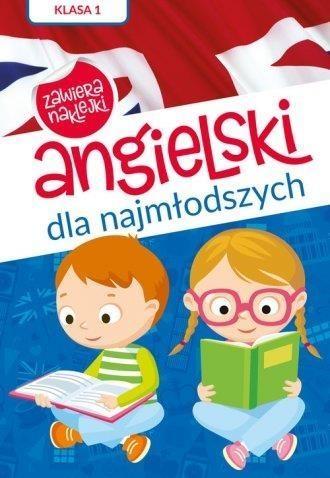 Angielski dla najmłodszych A1. Klasa 1 praca zbiorowa