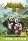 Dream Works Pierwsze czytanki Kung Fu Panda 3 Odnaleziony tato (poziom 3)