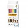 Kredki ołówkowe 12 kolorów - Real Madrid