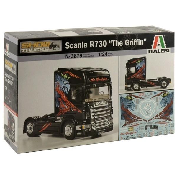 ITALERI Scania R730 The Griffin