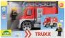 Truxx Straż pożarna z drabiną (04457)