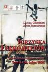 Igrzyska lekkoatletów. T.3 t. Louis 1904 Daniel Grinberg, Adam Parczyński