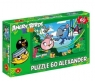 Puzzle Pachnąca Dżungla - Angry Birds Rio 60